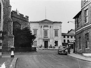 King Street and Old Market Place.