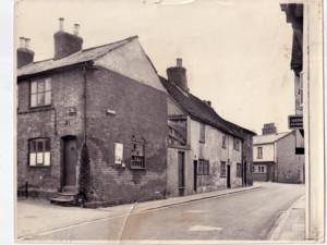 Mill Lane/Cross Street