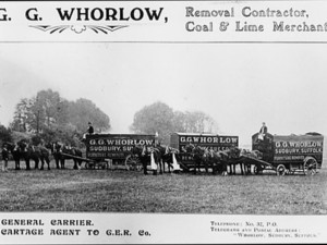 Whorlow's Removals