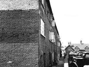 Gooseberry Row