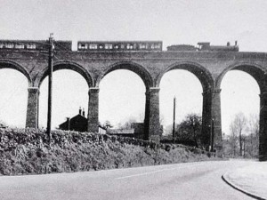 Wakes Colne Viaduct