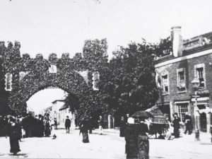 Old Market Place/East Street
