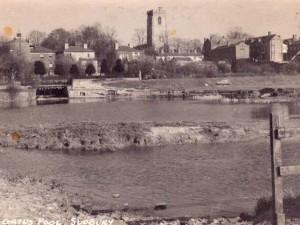 Floodgates pool