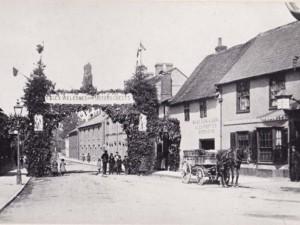 Ballingdon Street