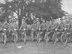 Army despatch riders
