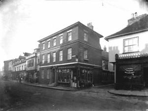 Market Hill/Gainsborough Street