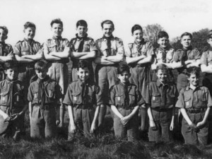Local Boy Scouts