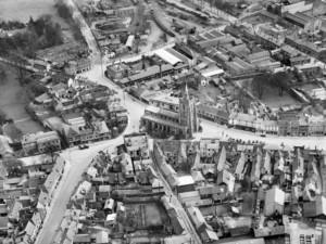 Market Hill and Borehamgate