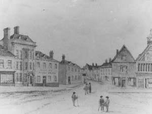 Market Hill 1800