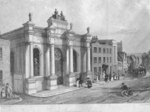 Market Hill 1850