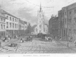 Market Hill 1860