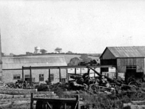 Wheelers Chilton timber works