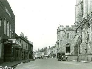 King Street/Market Hill