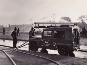CAV's Fire Service