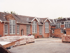Mill Lane school